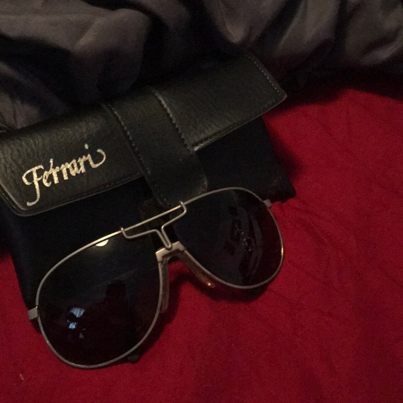 33c7d073f7020 Ferrari Other - Ferrari vintage glasses